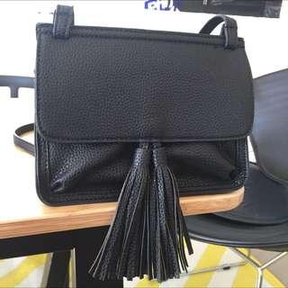 Black Small Handbag