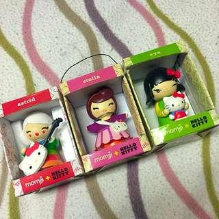 Momiji & Hello Kitty Dolls