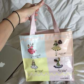 Laduree Small Shopping Bag