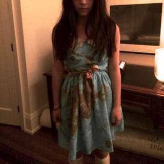 Twin From The Shining Halloween Costume Dress