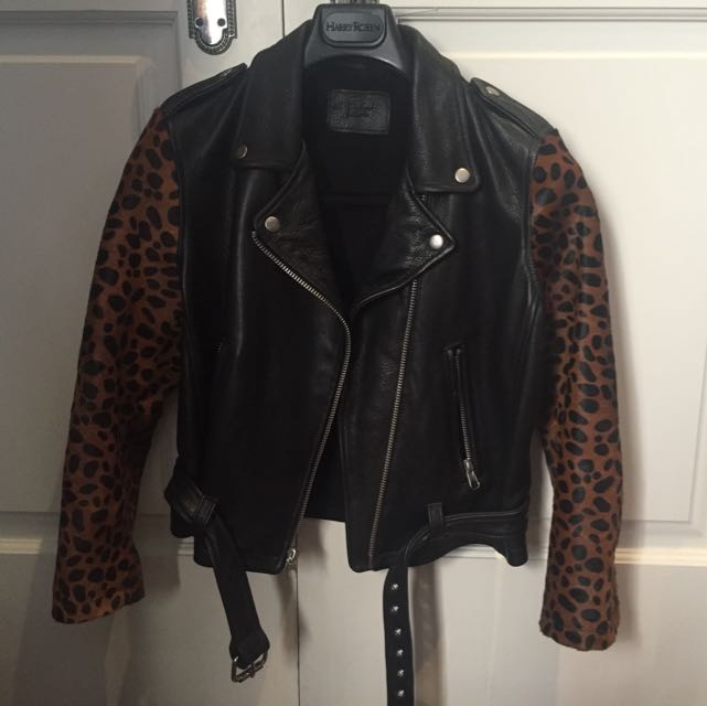 100% Genuine leather Jacket