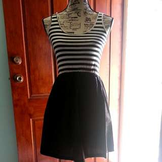 COTTON ON Striped Short Dress