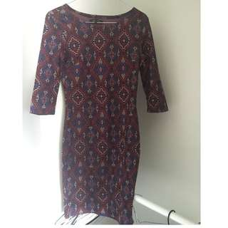 Size 8 Knitted Dress