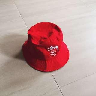 Stussy Logo漁夫帽