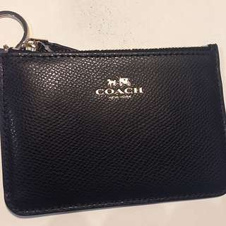 Coach Mini Key Wallet