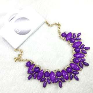 Cracked Stone Necklace GG-13