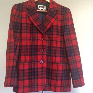 Size 6 DKNY Wool Jacket