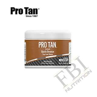 Pro Tan Instant Quick Bronze Top Coat Posing Sheen 第三階段