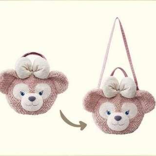 日本帶回 迪士尼 正版 shelliemay雪莉玫 大頭包