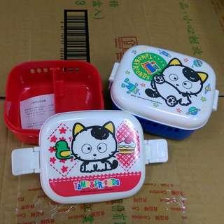 可愛貓造型便當盒