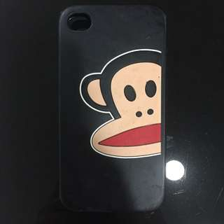 Paul Frank iPhone 4 Case & Reason Ave. iPhone 4 Flipcase
