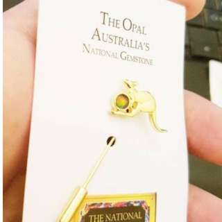 Up for sale is an Authentic Australian-exclusive Opal Souvenir.