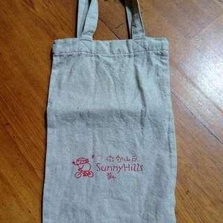 微熱山丘手提袋
