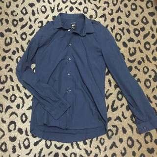 Slip Fit Suit Shirt