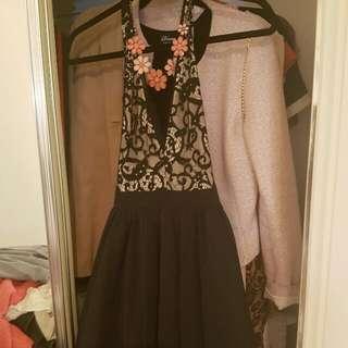 ICE Halter Neck Mini Dress Size XS  AUD15