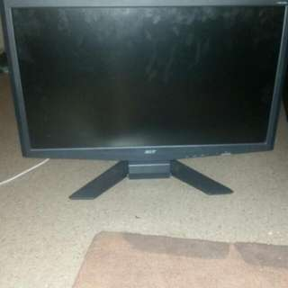 Acer 27inch Widescreen