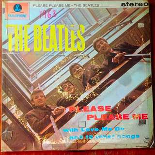 The Beatles 1963 Please Please Me & 1967 Magical Mystery Tour Parlophone