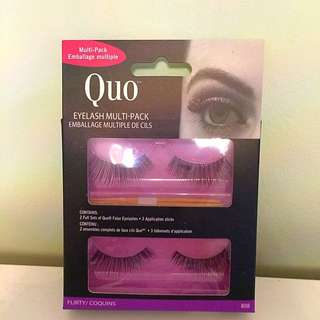QUE EYELASH MULTIPACK