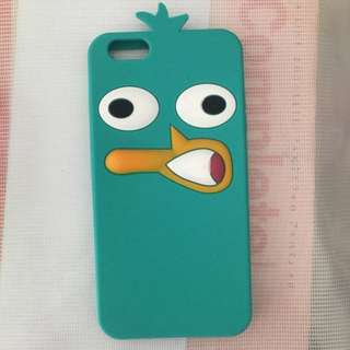 Perry Platypus iPhone 6+ Case
