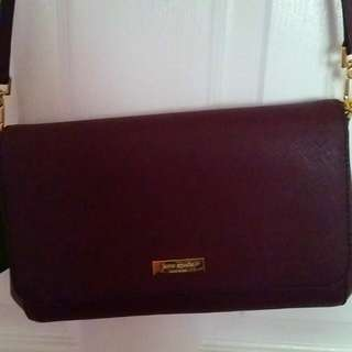 Kate Spade Crossbody And Clutch