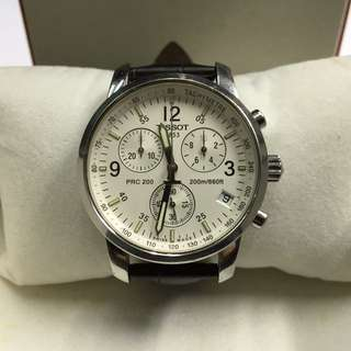 Tissot PRC 200 Chronograph Watch (Reserved)