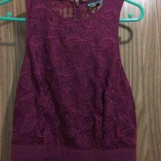 Spotlight Warehouse Dress