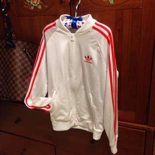 Adidas 運動外套 (待匯款)