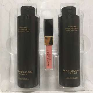 Napoleon Perdis Love Collection Gift Set