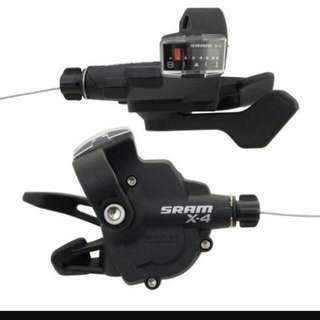 SRAM X4