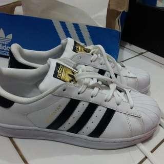 Adidas Superstar Foundation White/black ORIGINAL