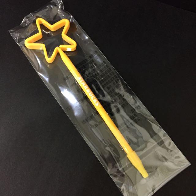星巴克造型筆