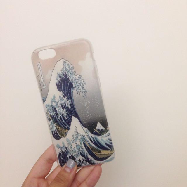 浮世繪 海浪🌊手機殼