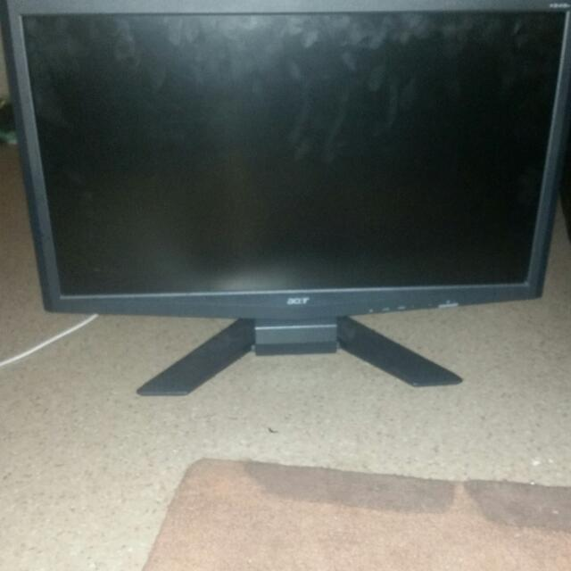 Acer 27inch Widescreen