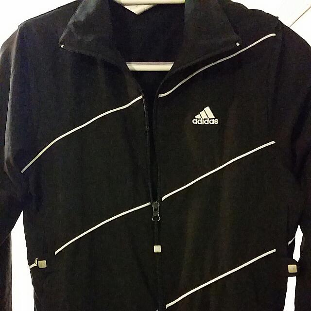 RESERVED Adidas Black Sweater