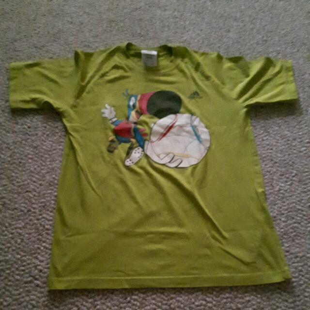 Adidas Tocan Sam Shirt