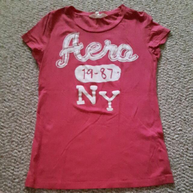 Aeropostale Short Sleeve Shirt