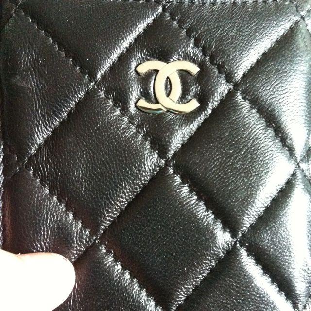 Authentic Chanel Case