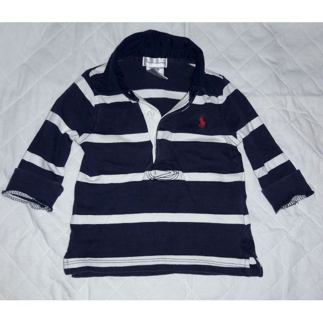 Baby polo long sleeves