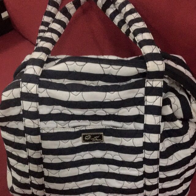 Betsey Johnson Duffel Bag