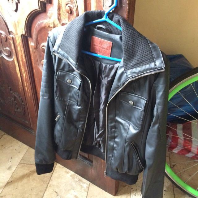 Black jacket??