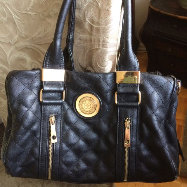 Black&Gold Purse *reserved*