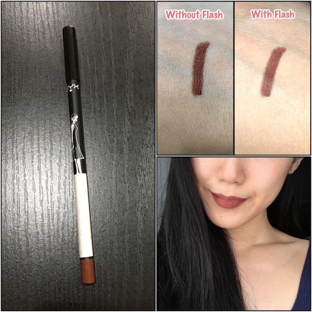 [BN] NYX Long Lip Pencil, Brown