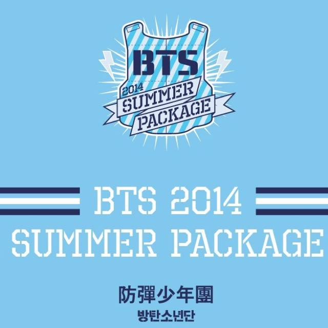 BTS: Summer package 2014