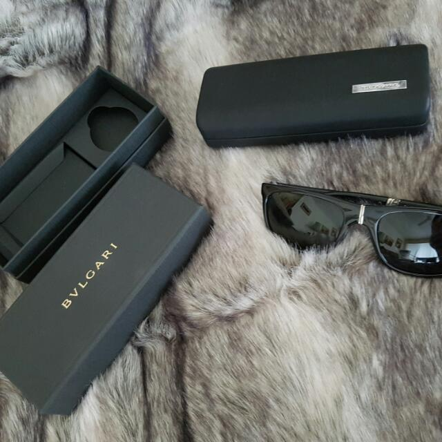 Bvlgari Foldable Sunglasses