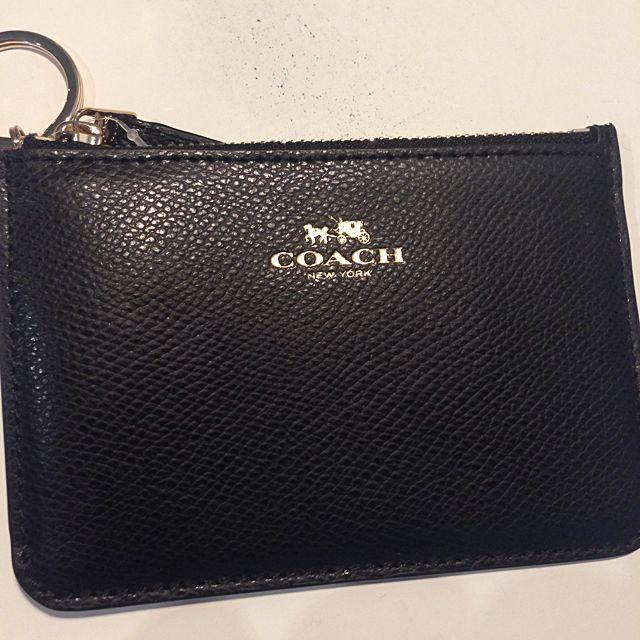 Coach Mini Key Wallet
