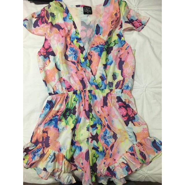 Colourful Jumpsuit