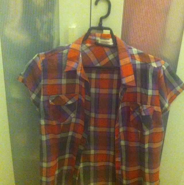 Flannel shirt From Cocolatte