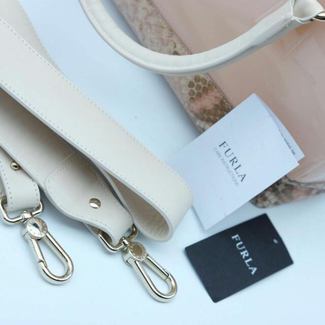 FURLA Candy Pink