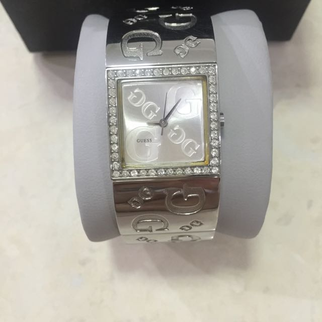 Guess Collection Watch Silver