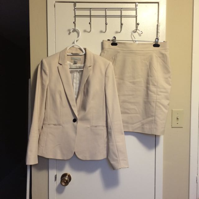 H&M Jacket An Pencil Skirt Suit
